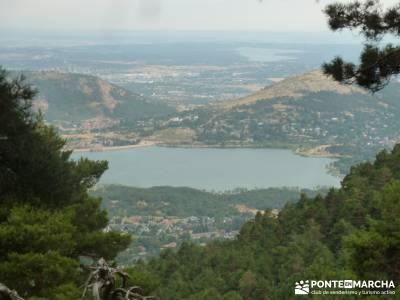Cuerda de las Cabrillas - Senderismo en el Ocaso;mochilas para trekking tejo taxus baccata
